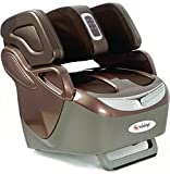Powermax Fitness Indulge IF-868 leg, foot and knee massager with heat, foot rollers and vibration