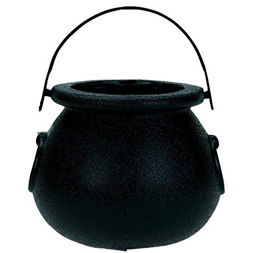 Halloween Black Candy Cauldrons