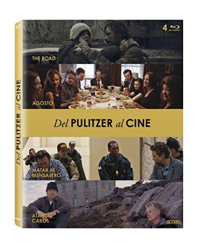 Pack Del Pulitzer al Cine: The Road + Agosto + Matar al Mensajero + Atando Cabos [Blu-ray]