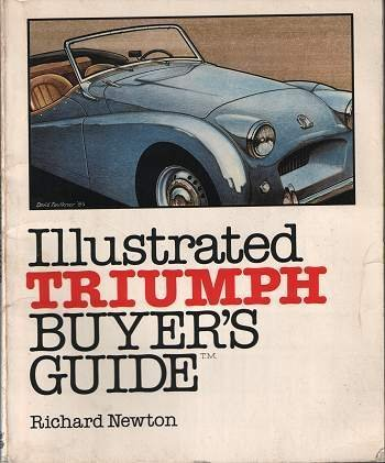 Illustrated Triumph Buyer's Guide