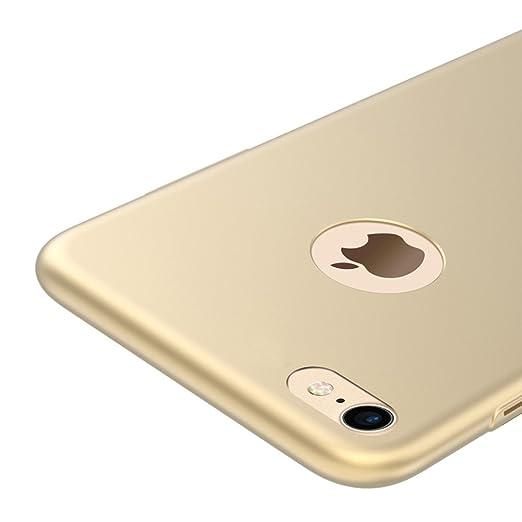 92 opinioni per Oro Ultra Sottile Custodia Cover Case + Pellicola Protettiva Per Apple iPhone 7