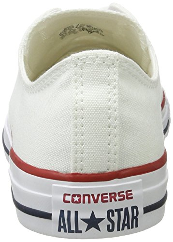 Converseren Unisex-adult Chuck Taylor All Star Ox Low-top Wit