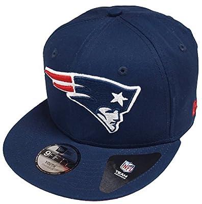 New Era Team Classic Snap New England Patriots 9fifty 950 Youth Snapback Cap Kids