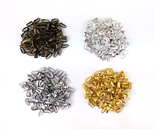 yueton 400pcs Connector Pendant Charms