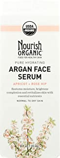 product image for Nourish Organic (NOT A CASE) Pure Hydrating Argan Face Serum Apricot + Rosehip