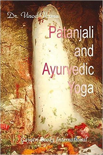 Amazon Fr Patanjali And Ayurvedic Yoga Dr Vinod Verma