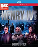 Henry IV, Part 1 & 2 - Special Edition [Blu-ray]
