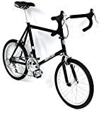 "Cheap Mercier Nano Mini Velo Road Bike Shimano Sora 16 Speed Commuter (Black, 48cm – 4'11"" to 5'7″)"