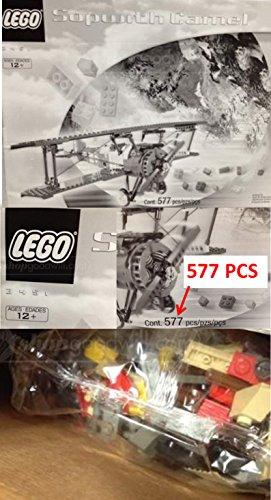 51Ap%2BL NSDL - LEGO Creator Sopwith Camel