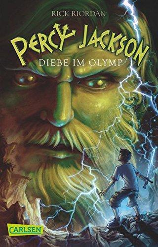 Percy Jackson - Diebe im Olymp (Percy Jackson 1) Taschenbuch – 25. August 2011 Rick Riordan Gabriele Haefs Carlsen 3551310580