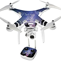 Skin For DJI Phantom 3 Professional – Hustle | MightySkins Protective, Durable, and Unique Vinyl Decal wrap cover | Easy To Apply, Remove, and Change Styles | Made in the USA