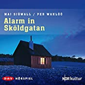 Alarm in Sköldgatan (Kommissar Martin Beck 5) | Maj Sjöwall, Per Wahlöö