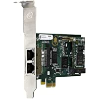 Digium 1TE235F Two Span Digital T1/E1/J1/PRI PCI-Express X1 Card