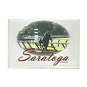 "CafePress - Saratoga Stretch - Rectangle Magnet, 2""x3"" Refrigerator Magnet"