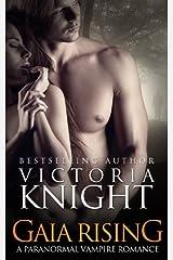Gaia Rising: A Paranormal Vampire Romance Kindle Edition