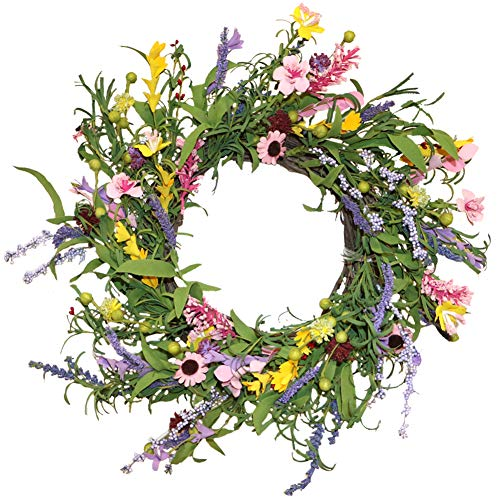 Palmhill Floral Wreath Spring