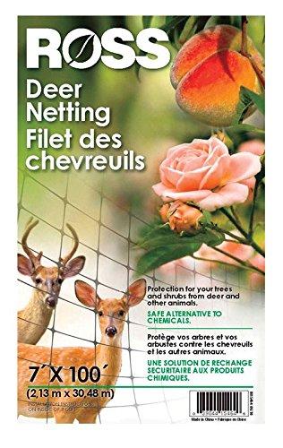 (Ross 15464 7' X 100' Deer Netting)
