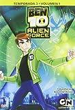 Ben 10: Alien Force - Temporada 3 (Volumen 1) (Import Movie) (European Format - Zone 2) (2010) Personajes A