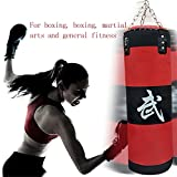 Baynne 70cm Boxing Empty Punching Sand Bag with