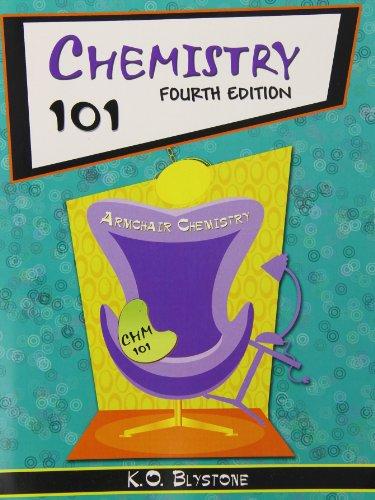 Chemistry 101: Armchair Chemistry