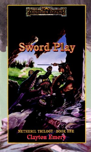 Mythical Realms Collection (Sword Play: Forgotten Realms (Netheril Trilogy Book 1))