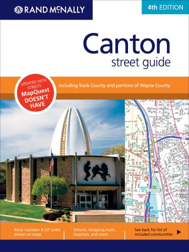 Download Rand McNally Canton, Ohio Street Guide (Rand McNally Canton Street Guide) PDF