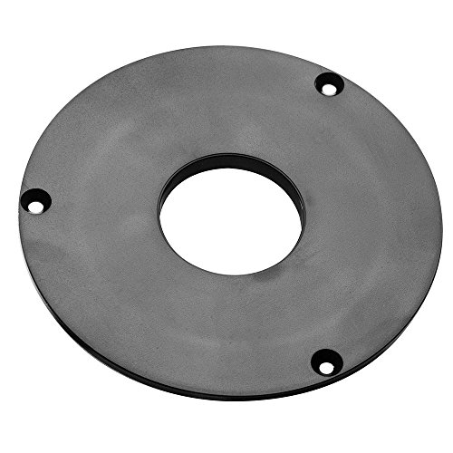 (Rockler Router Plate Insert With 1-1/2
