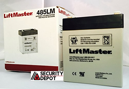 Looking for a chamberlain garage door opener battery 485lm? Have a look at this 2019 guide!
