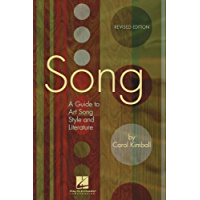 Song: A Guide To Art Song Style And Literature book cover