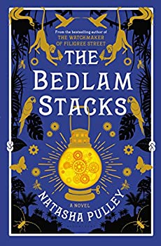 The Bedlam Stacks by Natasha Pulley science fiction and fantasy book and audiobook reviews