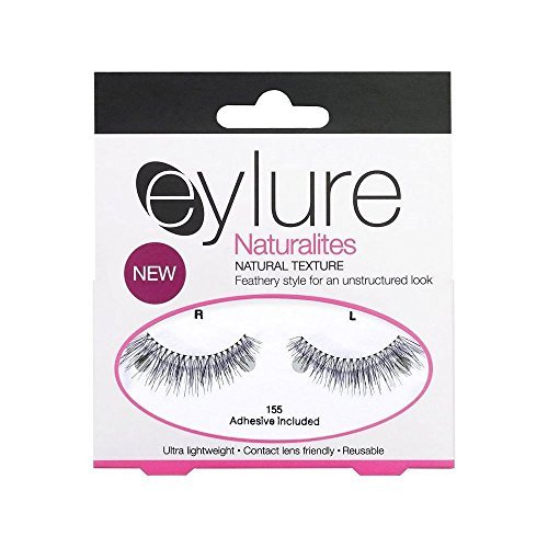 Eylure Naturalites False Eyelashes - Natural Texture 155