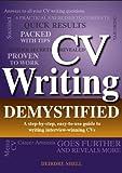 CV Writing Demystified