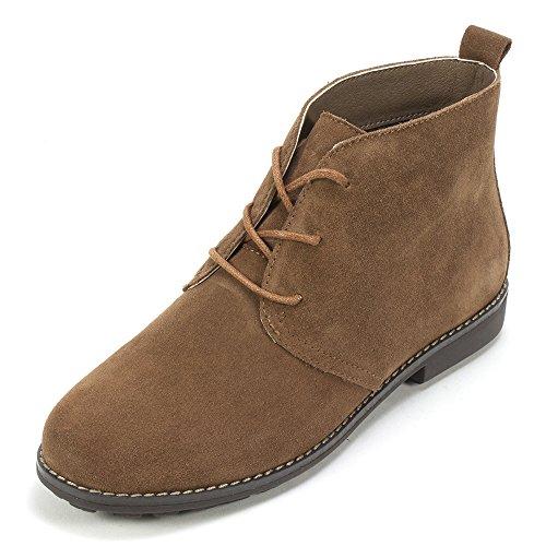 Albany Shoe (White Mountain Albany' Women's Bootie, Hazel Suede - 8 M)