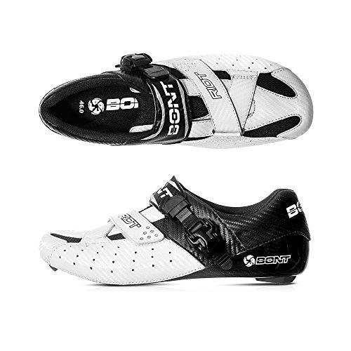 Bont weiß Road Schuhe schwarz Standard nbsp;– weiß schwarz nbsp;Vaypor 2017 Breite Plus ZqrAOZ7