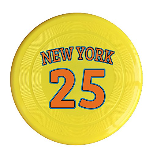 LINNA Outdoor Game Frisbee New York #25 Basketball Player Light Up Flying - Burberry Jordan