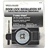 Lock Installation Kit Bi-Metal