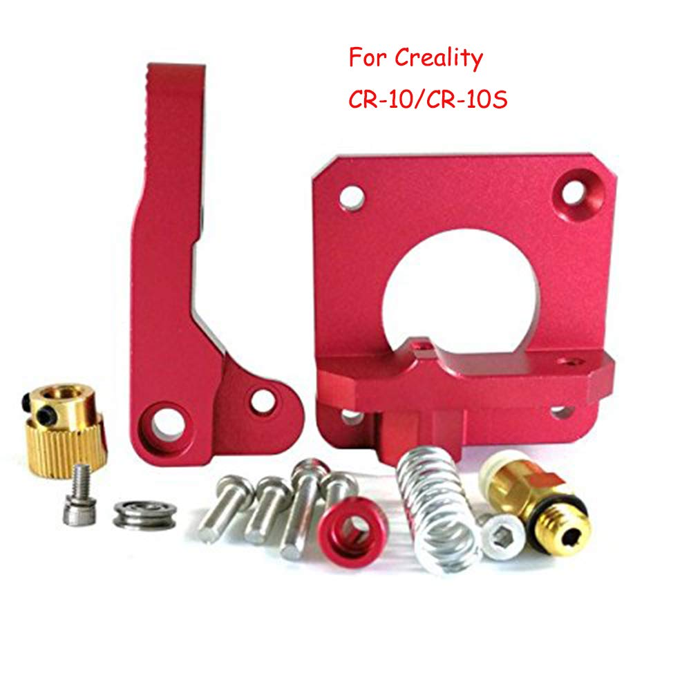 Ender 3 MK8 Extruder Drive Feed for Creality CR-10S CR-10 S4 S5 Upgraded Replacement Alluminum Eewolf