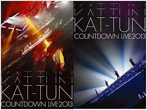 DVD : Kat-Tun - Countdown Live 2013 Kat-tun (Hong Kong - Import, NTSC Region 1,3, 2PC)