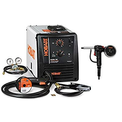 Hobart Handler Wire Welder (500559 115V MIG Welder with Spoolgun)