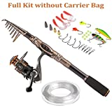 Sea Fishing Rods Review and Comparison