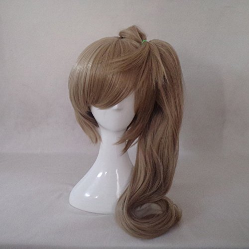 Anime Love Live! School Idol Project Kotori Minami Cosplay wig + 1 Ponytail