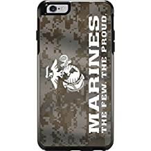 Marines OtterBox Symmetry iPhone 6 Plus Skin - The Few The Proud Camo Marines | Military X Skinit Skin