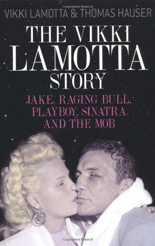 book cover of The Vikki LaMotta Story