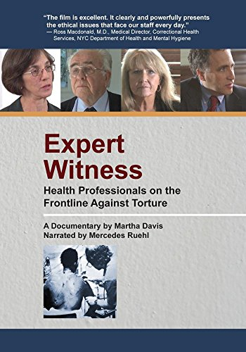 Expert Line - Expert Witness: Health Professionals on the Frontline Against Torture