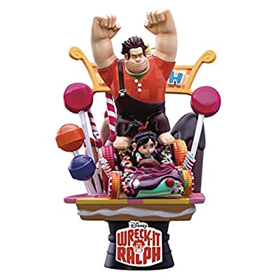Beast Kingdom Wreck-It Ralph Ds-008 D-Select Series Statue: Toys & Games