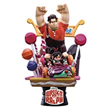 Beast Kingdom Wreck-It Ralph DS-008 D-Select Series Statue