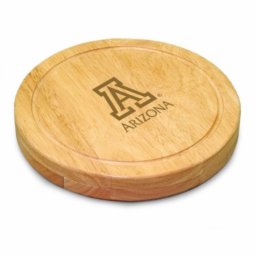 - NCAA Arizona Wildcats Circo Cheese Set
