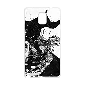 Custom Batman Desgin High Quality TPU Case Cover Unique Durable Hard Plastic Case Cover for Samsung Galaxy Note4
