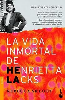 La vida inmortal de Henrietta Lacks par Skloot