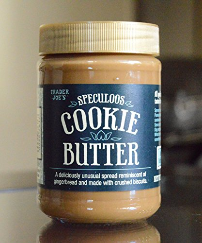 Trader Joes Speculoos Cookie Butter
